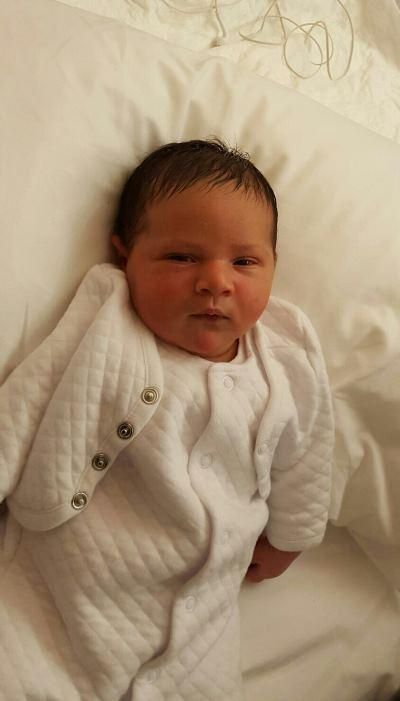 المولودة الجديدة عالية محمد عبده