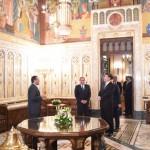 جولة الرئيس الصينى داخل قصر عابدين