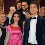 صور خطوبة هبة مجدى ومحمد محسن