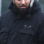 محمد رضا حق اثناء وجوده فى لندن
