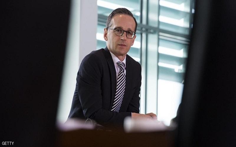 وزير العدل الالمانى هايكو ماس