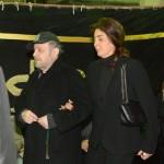 وفاء عامر وزوجها محمد فوزى