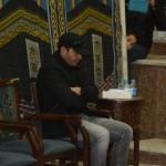 أحمد السقا فى عزاء فيروز