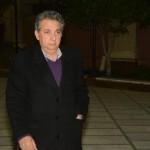 المخرج أحمد صقر فى عزاء فيروز
