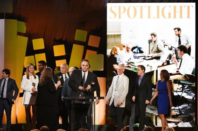 جوائز سبيريت
