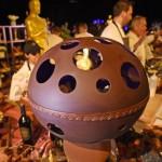 حلوى على شكل تمثال الاوسكار