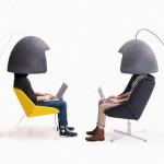 اختراع يجنب ضوضاء زملاء العمل