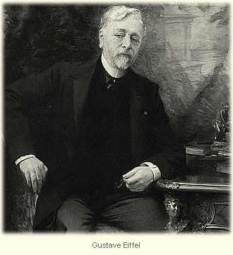 المهندس جوستاف ايفل