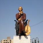 تمثال عبد الوهاب