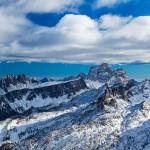 جبال الدولوميت الإيطالية