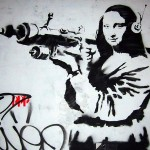 جرافيتى بانسكى