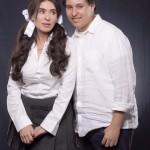 دينا و ابنها