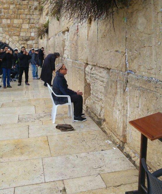 فان دام بإسرائيل