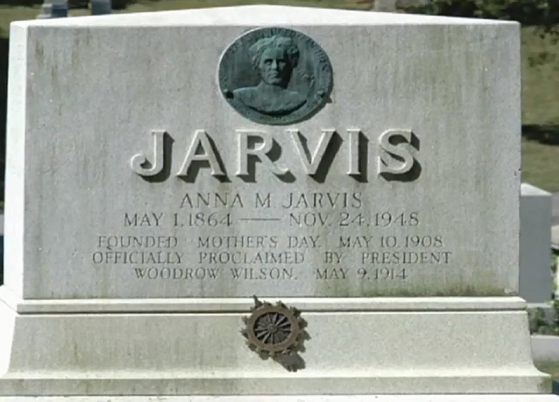 قبر انا جارفيز