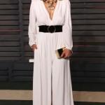Jessica Alba في فستان من Roberto Cavalli
