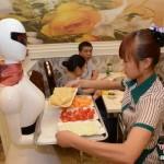 الروبوت النادلة