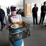 الروبوت النادلة  6