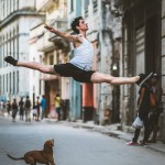 رقص اليالية فى شوارع كوبا