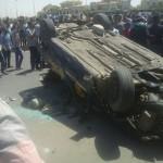صور حادث الرحاب