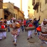 مهرجان الطبول بشارع المعز