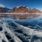 بحيرة بايكال الفيروزية