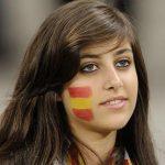 الجمال الاسبانى