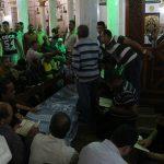 تشييع جثمان وائل نور