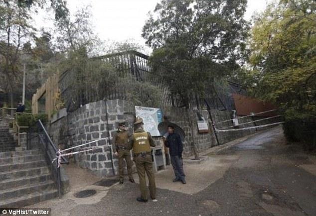 حراس حديقة حيوان سانتياجو