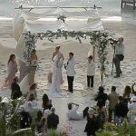 حفل زفاف ديب و هيرد