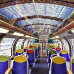 فرنسا تحول قطاراتها إلى متاحف فنية متحركة