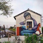 فن الرسم على الجدران