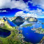 جزر لوفوتين