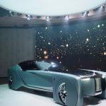 سيارة رولز رويس المستقبلية
