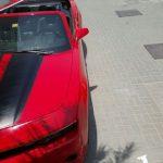 صورة السيارة الفارهة التى اهداها مصرى لخطيبته