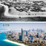 ابو ظبى 1970 و اليوم