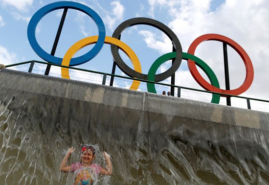 استعدادات ريو دى جانيرو لدورة الألعاب الأوليمبية