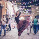 رقصة فى القاهرة القديمة بمناسبة رمضان
