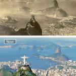 ريو دى جانيرو 1930 و اليوم