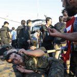 صور صادمة للتعامل مع الجنود الاتراك