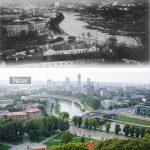 فلنويس فى ليتوانيا عام 1900 و اليوم
