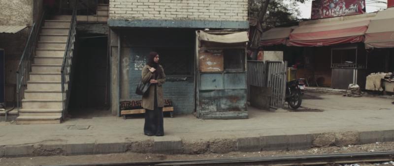 لقطة من فيلم أخضر يابس