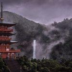 لوحات مذهلة للطبيعة اليابانية