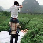 مجهود المصورين فى صور الزفاف