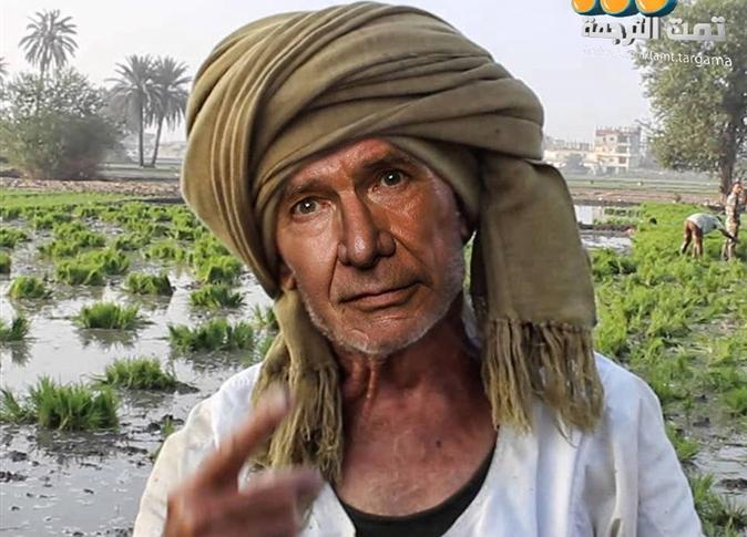 هاريسون فورد- محسن فودة