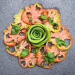 ابداعات فنية من ثمرة الافوجادو