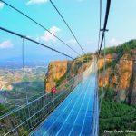 الجسر الزجاجى الصينى