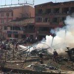 بالصور: 3 قتلى و73 مصابا فى انفجار بشرق تركيا