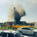 انفجار فى مدينة شرق تركيا