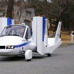 اول سيارة ذكية تطير