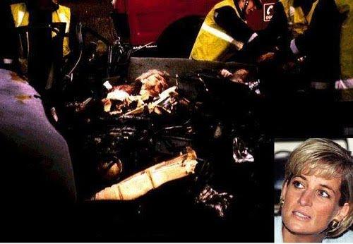 حادث مصرع الأميرة ديانا